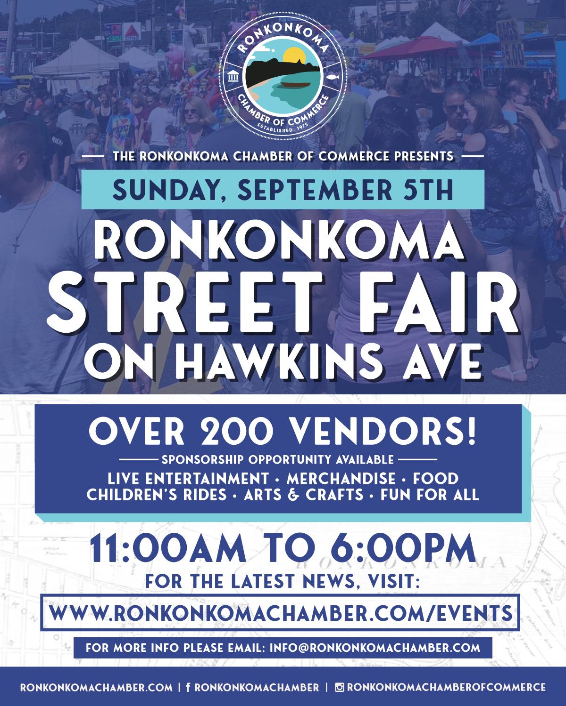 Ronkonkoma Street Fair