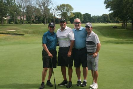 PBSCF Golf Outing